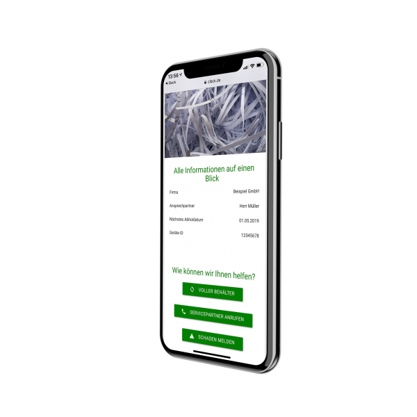 iPhone X mockup tilt left_1
